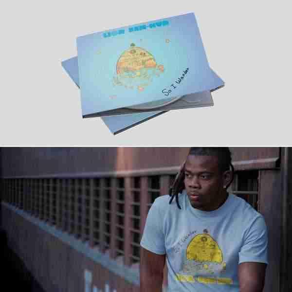 So I Wander T-Shirt + Free CD – LIMITED RUN